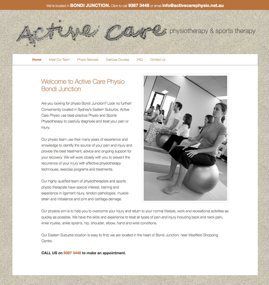 Active-Care-Physiotherapy
